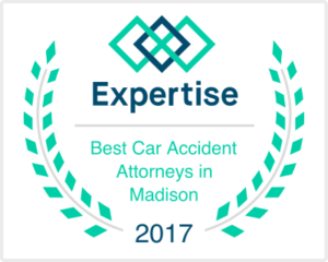 Award For Best Madison WI Car Accident Attorneys 2017
