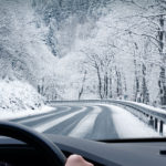 winter driving; icy road conditions
