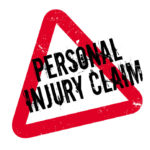 personal injury claim sign